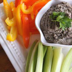 Black Lentil Dip