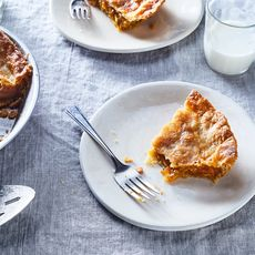 Kumquat Shaker Pie