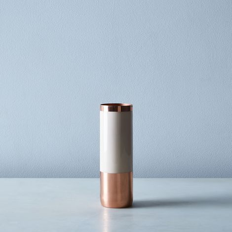 Copper & Blush Louise Vases