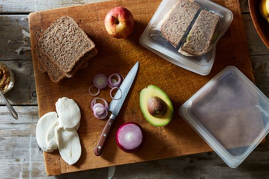 8 Not-Sad Lunches for School or the Office (+ Tools to Make Packing Them Easy)