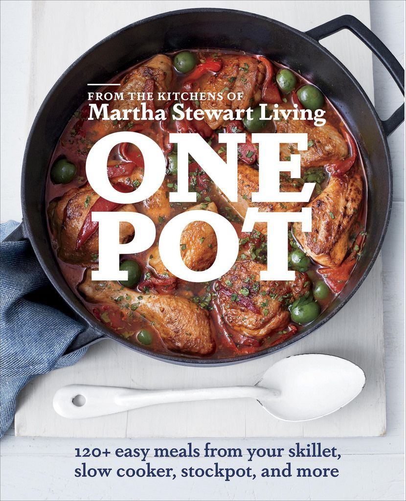 One Pot, Martha Stewart