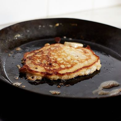 A Pancake Mix That Makes Anything (i.e. Weekday Pancakes) Possible