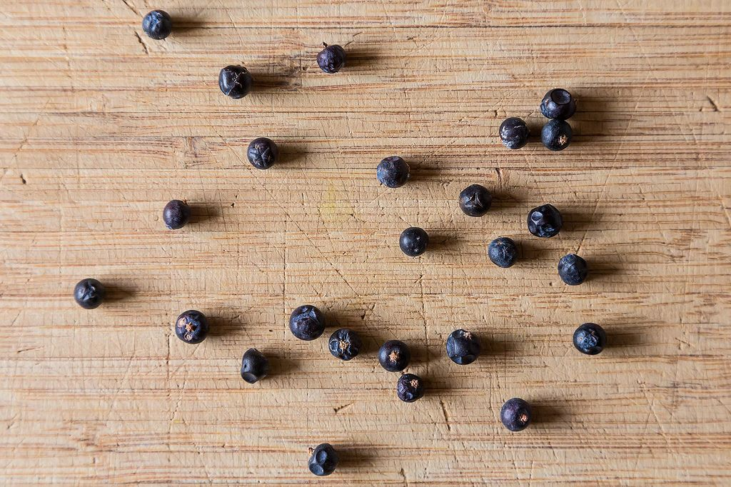 Juniper berries from Food52