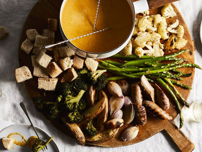 Freestyling Fondues Close Out the Food52 Winter Games