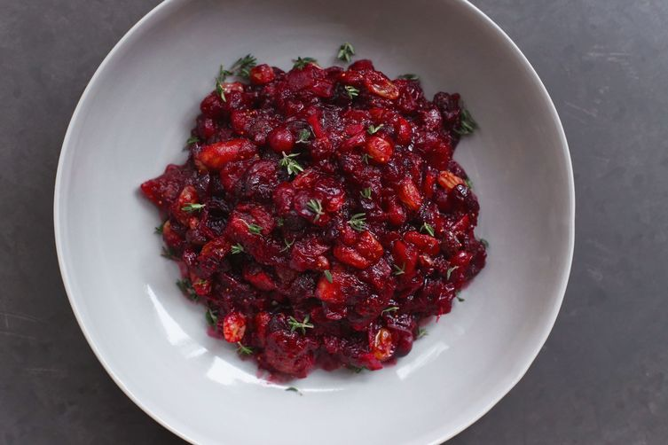 Cranberry & Fig Chutney