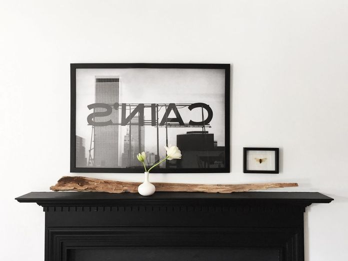 4 Ways to Give Your Mantel a Whole New Look, This Weekend