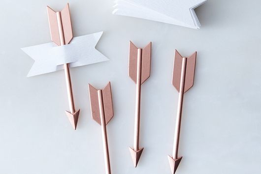 Arrow Cheese Markers (Set of 4)