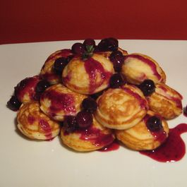 531c8ebc aeb2 4607 b54a baca9e70aa60  lemon mascarpone stuffed ebelskivers with blueberry thyme compote
