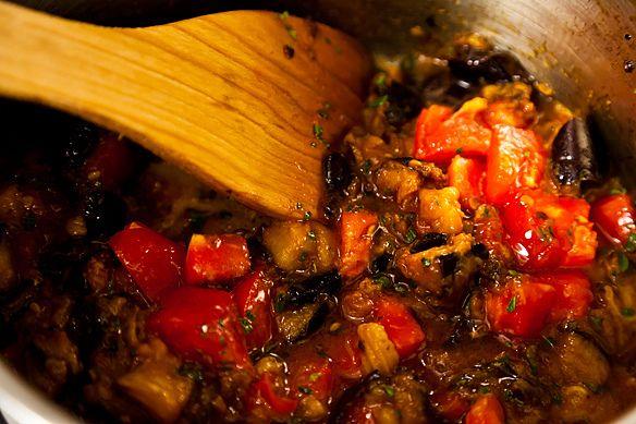 eggplant sauce