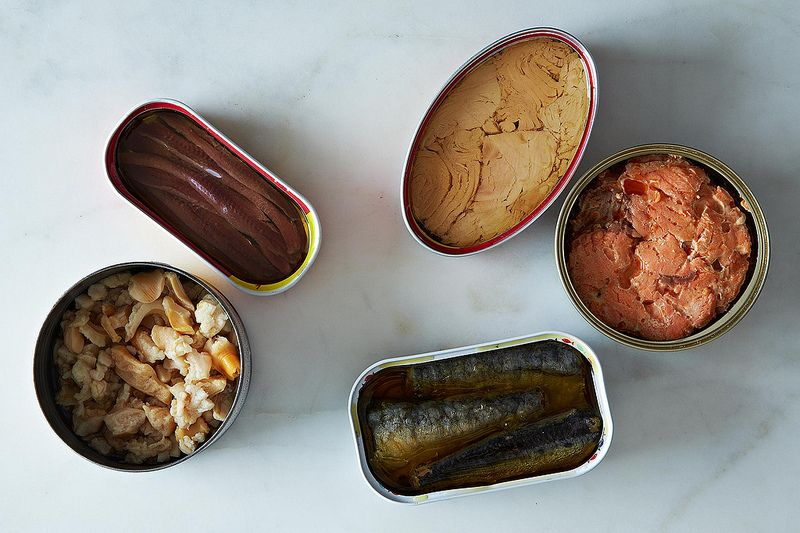 Canned fish from Food52