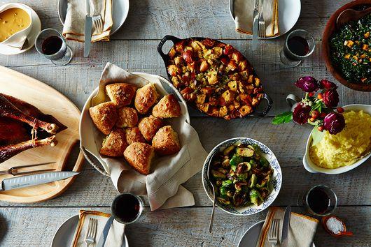 Ina Garten's Make-Ahead Thanksgiving Advice