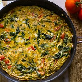 Vegetarian Brunch Frittata