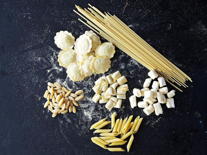 Today in Our Company Chatroom: Which Pasta Shape Will Reign?