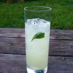 Thai Ginger Lime Cooler