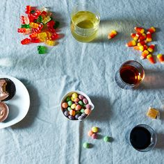 Why Martha Stewart and Bobby Flay are Crafting Colorful Candy Mosaics