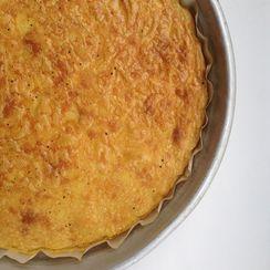 Farinata Ligure (chickpea pancake)