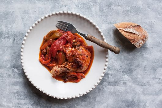 A Sultry Roman Stew For Long Summer Days