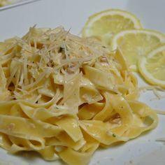 Fettucini w/ Clam Sauce