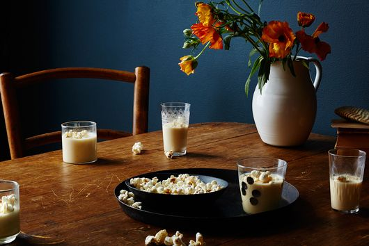When Soggy Popcorn is a Very Good Thing