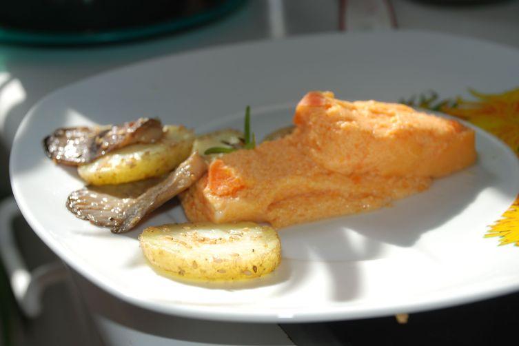 Pie Carrot