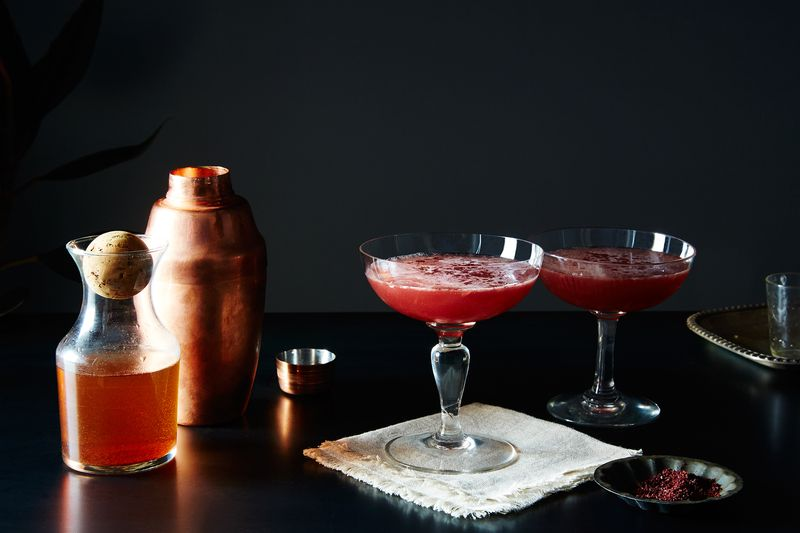 Why You Should Be Adding Sumac to Your Cocktails