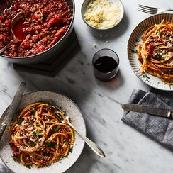 Yes, You Can Make Ragù in an Hour, on Monday Night, and Do Other Things, Too