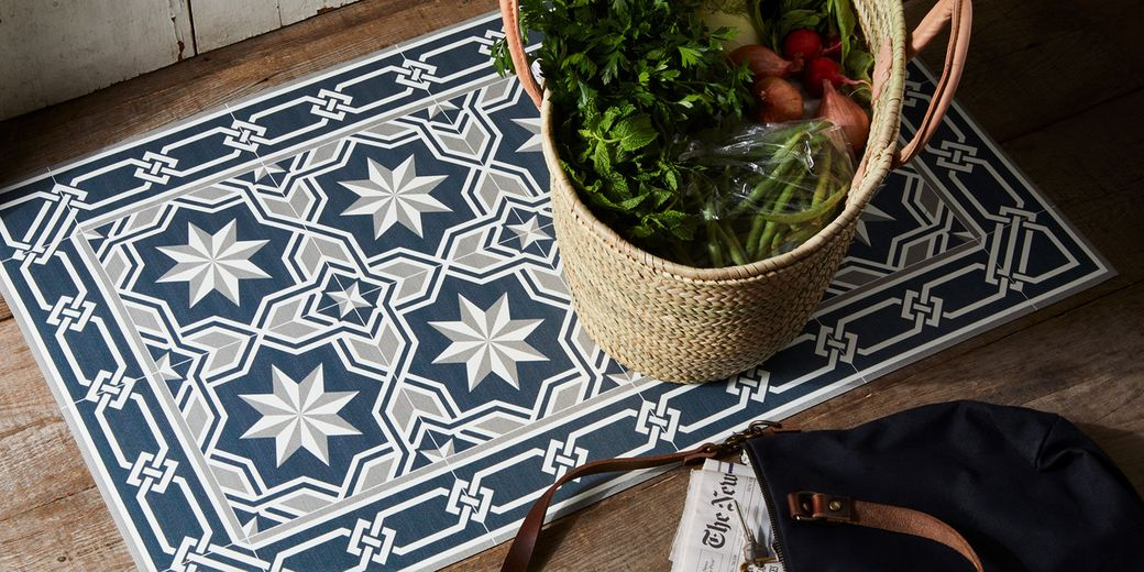 Today only, save on these best-selling kitchen mats (in 5 new patterns!)
