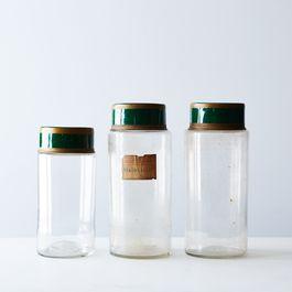 Vintage Pharmacy Jar