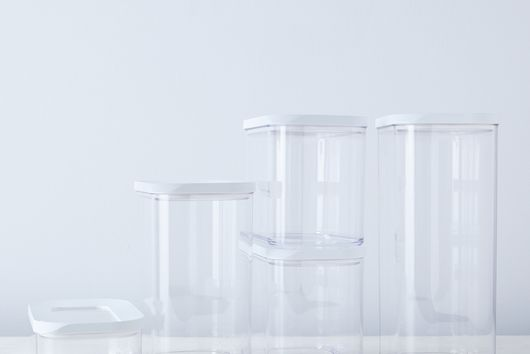 Modula Stackable Storage Containers
