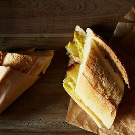 Bocadillo El Camino: Tortilla Sandwich To Go