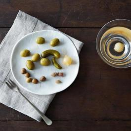José Andrés Spicy Gordal Olives, Arbequina Olives and Gazpacha Medley Olives (3 Jars)