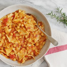 Pasta by Lucie Moulton