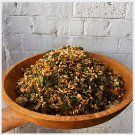 Rice by Debbie Smith-Stros