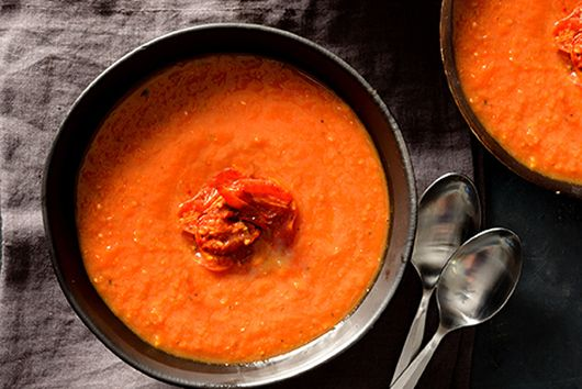 Instant Pot Indian Tomato Coconut Soup