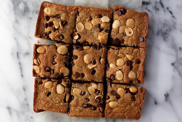 Blonde Brownies