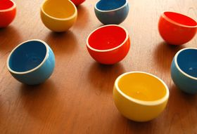 Play With Your Food: Meet Wobble Bowls!