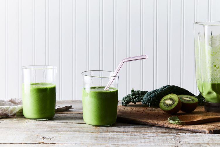 Kale & Kiwi Smoothie