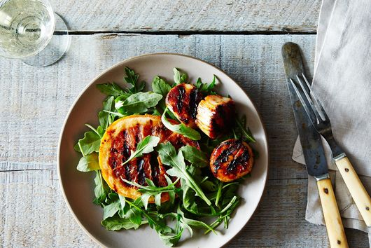 How to Make the Best Grilled Scallops