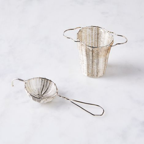 Tea Strainers (Set of 2)