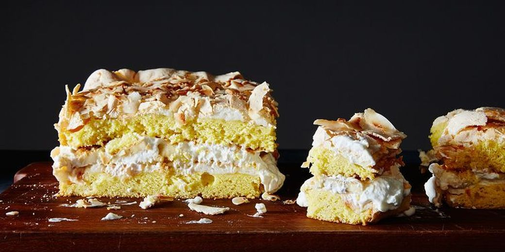 """The banana and coconut cake that's the """"world's best"""""""