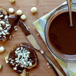 Mocha Macadamia Nut Butter