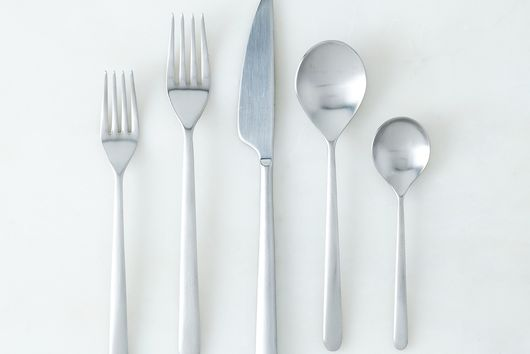 Italian Flatware, Linea (5-Piece Flatware Place Setting)