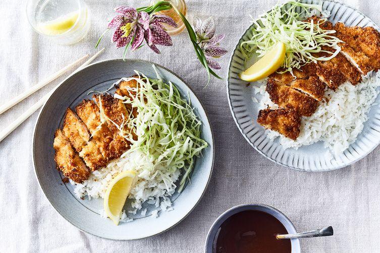 Katsu-Style Fried Cutlets