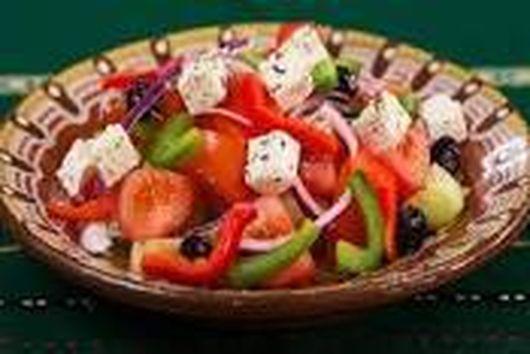 Greek Typical Salad