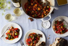 Up Your Ratatouille Game With This Unexpected Ingredient