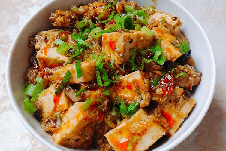 Crab Mapo Tofu