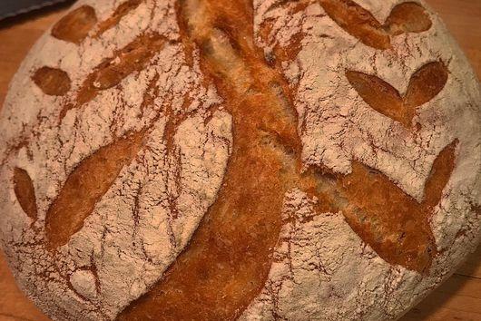 Magic Crusty Quick Bread