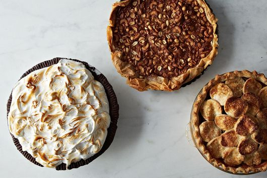 Chocolate 'Shmallow Pie