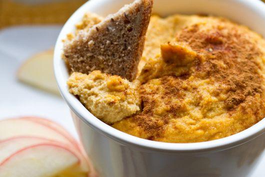 Pumpkin Spice Cashew Cheese