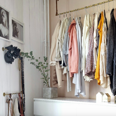 All the Storage of a Big Wardrobe, but Way Less Bulky